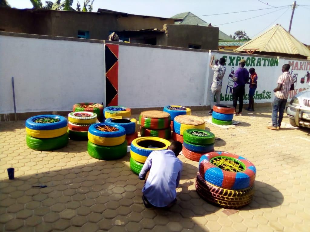 Rwanda Nook Hub